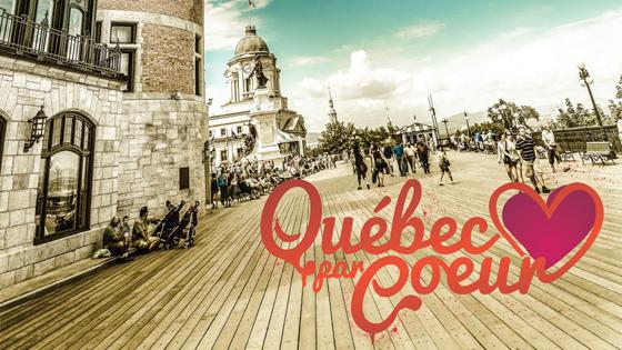 Une entrevue à « Québec par coeur » (TVA) – Émission du 30 novembre 2013