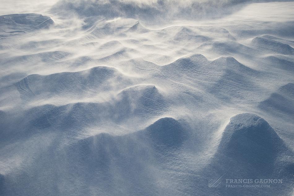 Sculptés par la neige #3.