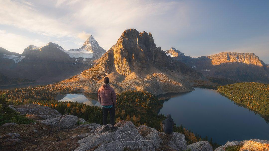 Entre pluie et soleil : une escapade au Parc Provincial du Mont Assiniboine