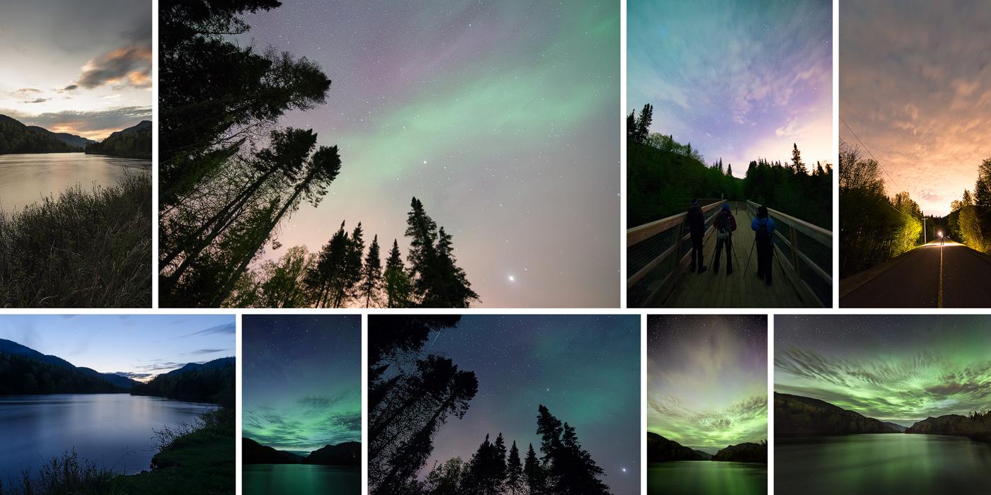 À la découverte des ciels étoilés – Retour sur l'excursion photographique du 27 mai 2017