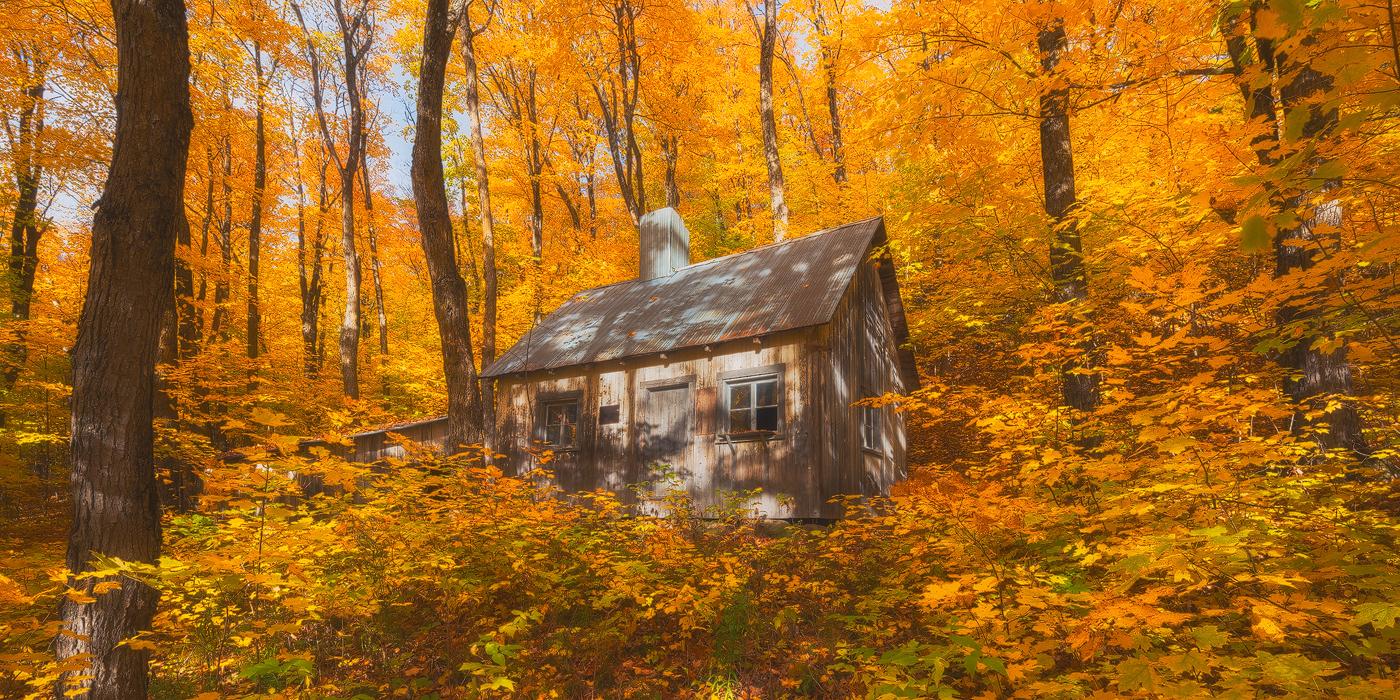 L'automne dans Charlevoix