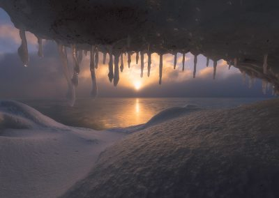 Les saisons de Charlevoix : L'hiver