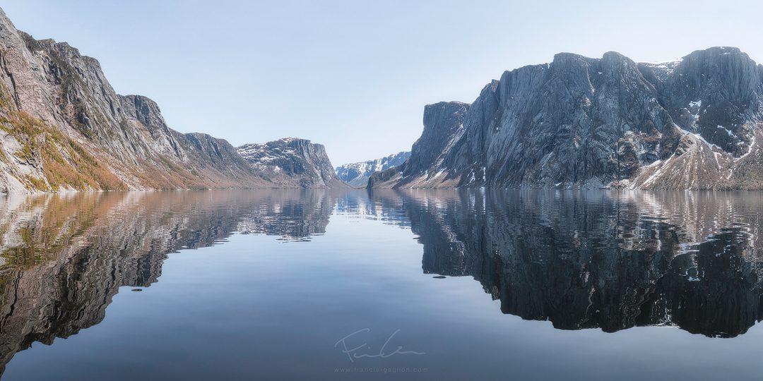 Les paysages du Parc National du Gros Morne