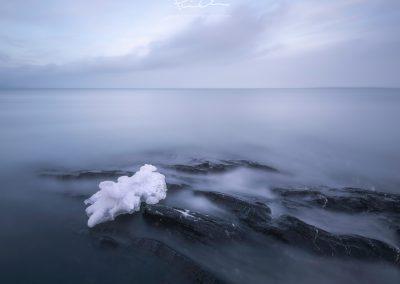 glace, charlevoix, paysage