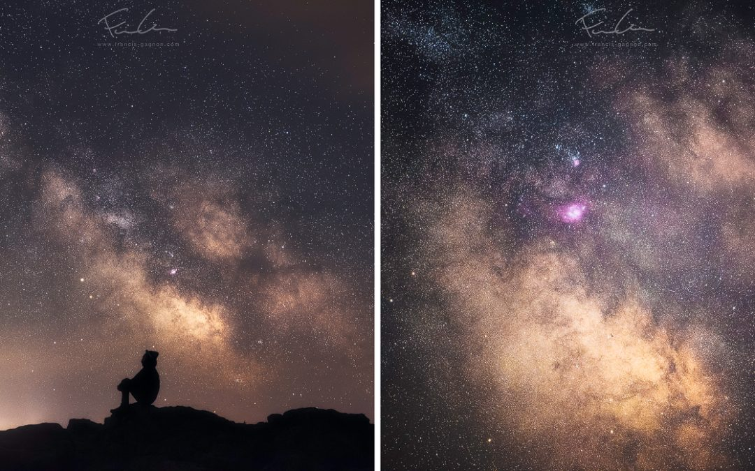 Un petit guide pour photographier la Voie lactée